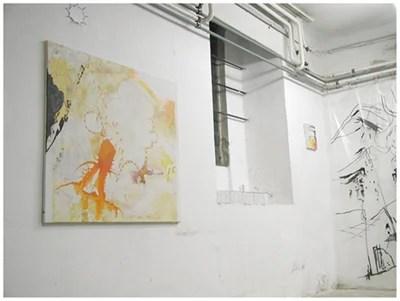 alles was da ist gehört dazu (HELP ME THINK), 15. 12. 2007, Wolfgang Kschwendt, exhibitionview 6