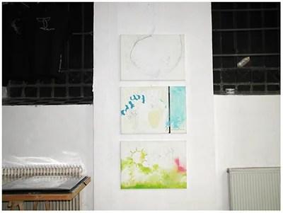 alles was da ist gehört dazu (HELP ME THINK), 15. 12. 2007, Wolfgang Kschwendt, exhibitionview 7