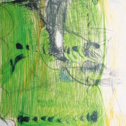 jolly green - 112 x 81 cm - (private property)