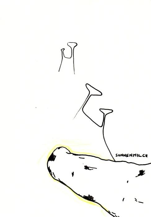 sonnenmilch - DIN A4