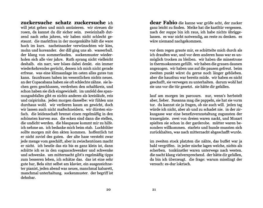 "Buch - Wolfgang Kschwendt: Oase #1: ""wir übergehen die oase sanglos"""