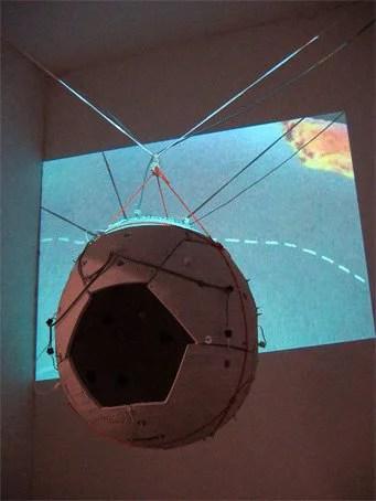 Fabian Fink, Elena Cook, Installation