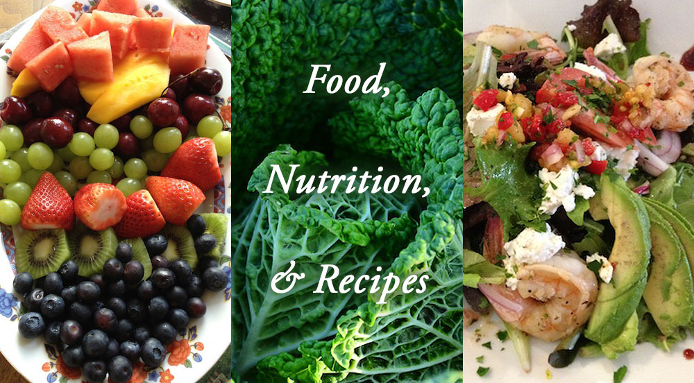 Food, Nutrition & Recipes