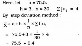 KSEEB SSLC Class 10 Maths Solutions Chapter 13 Statistics Ex 13.1 Q 4.2