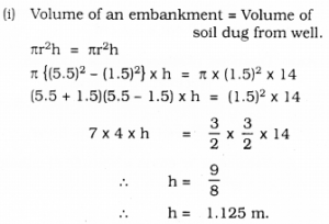 KSEEB SSLC Class 10 Maths Solutions Chapter 15 Surface Areas and Volumes Ex 15.3 Q 4.1