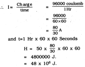 KSEEB SSLC Class 10 Science Solutions Chapter 12 Electricity 112 Q 2