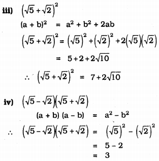 KSEEB Solutions for Class 9 Maths Chapter 1 Number Systems Ex 1.5 2
