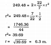 KSSEB Solutions for Class 9 Maths Chapter 13 Surface Areas and Volumes Ex 13.8 11