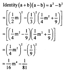 KSEEB Solutions for Class 8 Maths Chapter 2 Algebraic Expressions Ex. 2.4 1