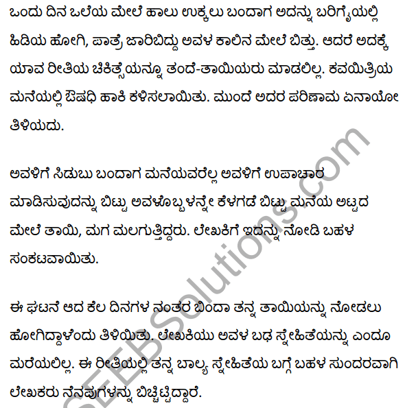 बिन्दा Summary in Kannada 2