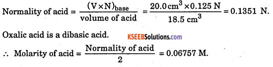 1st PUC Chemistry Question Bank Chapter 1 Some Basic Concepts of Chemistry - 68