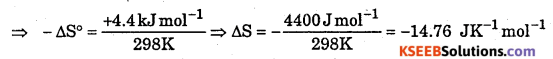 1st PUC Chemistry Question Bank Chapter 6 Thermodynamics - 7
