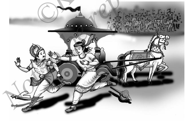 Nittotadali Haydanu Bittamandeyali Summary in Kannada 1