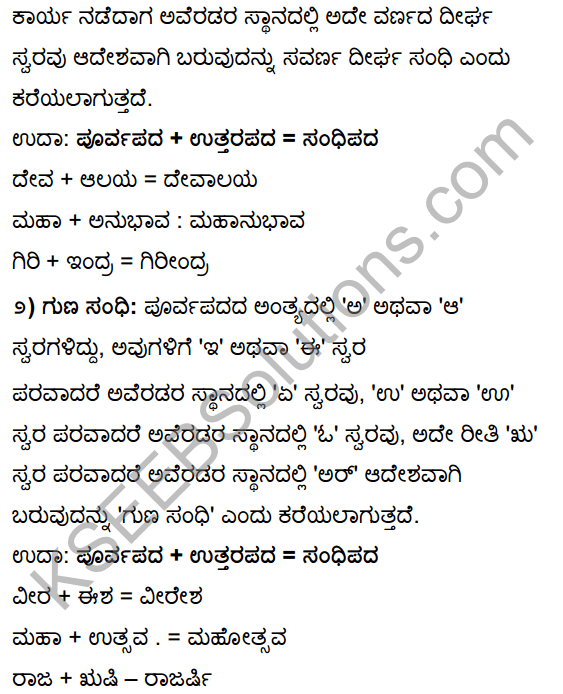Tili Kannada Text Book Class 10 Solutions Gadya Chapter 2 Asi Masi Krishi 20