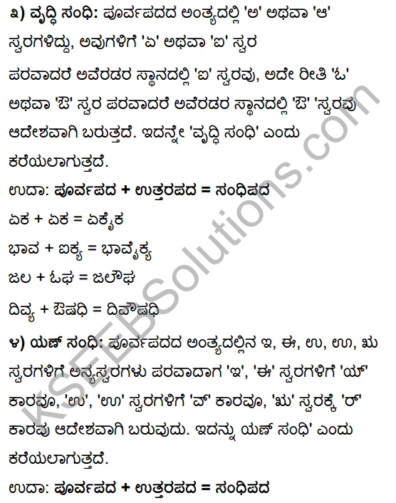 Tili Kannada Text Book Class 10 Solutions Gadya Chapter 2 Asi Masi Krishi 21
