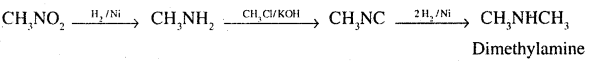 2nd PUC Chemistry Question Bank Chapter 13 Amines - 20