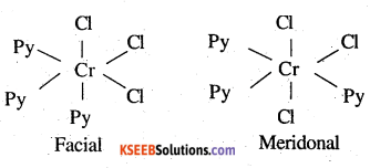 2nd PUC Chemistry Question Bank Chapter 9 Coordination Compounds - 44