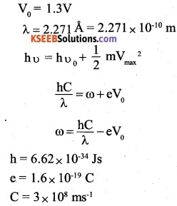 2nd PUC Physics Question Bank Chapter 11 Dual Nature of Radiation and Matter 31