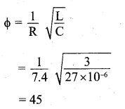 2nd PUC Physics Question Bank Chapter 7 Alternating Current 34