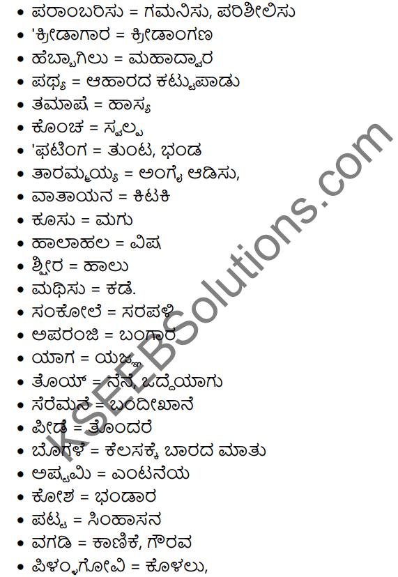 Billa Habba Summary in Kannada 7