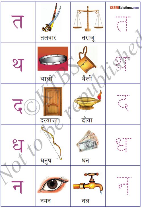 KSEEB Solutions for Class 6 Hindi Chapter 3 पढ़ो, समझो और लिखो 7