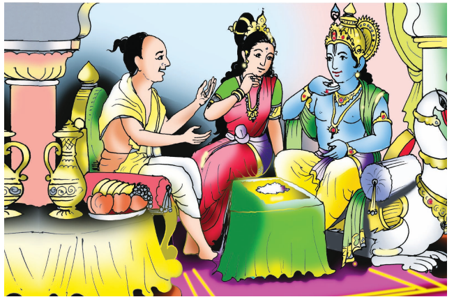 Krishna Sudhama Summary in Kannada 3