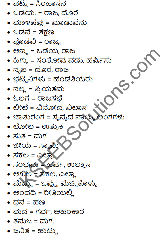 Tirukana Kanasu Summary in Kannada 4