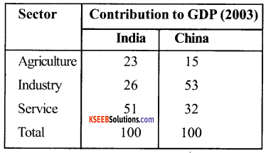 1st PUC Economics Question Bank Chapter 10 Comparative Development Experience of India with its Neighbours img1
