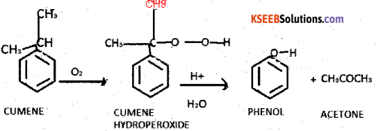 2nd PUC Chemistry Model Question Paper 4 with Answers 18