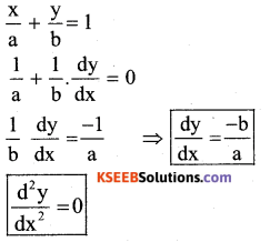 2nd PUC Maths Model Question Paper 1 with Answers 13