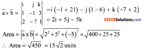 2nd PUC Maths Model Question Paper 4 with Answers 9