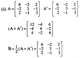 2nd PUC Maths Question Bank Chapter 3 Matrices Ex 3.3 13