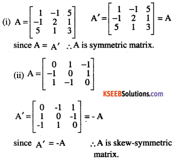 2nd PUC Maths Question Bank Chapter 3 Matrices Ex 3.3 8