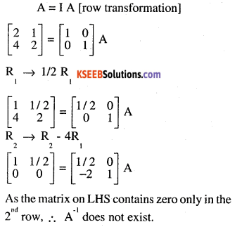 2nd PUC Maths Question Bank Chapter 3 Matrices Ex 3.4 18