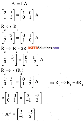 2nd PUC Maths Question Bank Chapter 3 Matrices Ex 3.4 8
