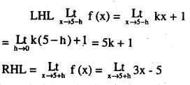 2nd PUC Maths Question Bank Chapter 5 Continuity and Differentiability Ex 5.1.36