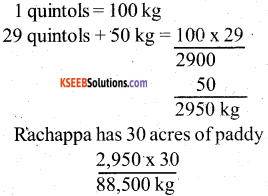 KSEEB Solutions for Class 5 Maths Chapter 6 Weight and Volume 15
