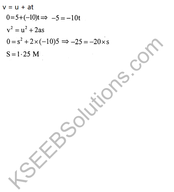 KSEEB Solutions for Class 9 Science Chapter 8 Chalane 12