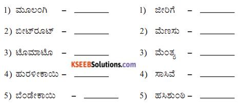 KSEEB Solutions for Class 8 Hindi वल्लरी सेतुबंध 2