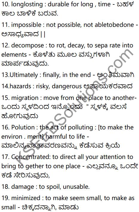 Avoid Plastics Summary In Kannada 4
