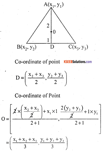 KSEEB Solutions for Class 10 Maths Chapter 7 Coordinate Geometry Ex 7.4 18
