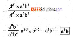 KSEEB Solutions for Class 7 Maths Chapter 13 Exponents and Powers Ex 13.2 25