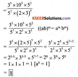 KSEEB Solutions for Class 7 Maths Chapter 13 Exponents and Powers Ex 13.2 44