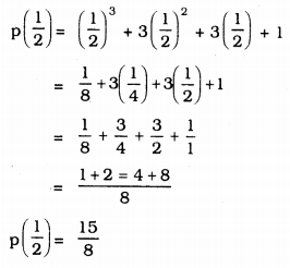 KSEEB Solutions for Class 9 Maths Chapter 4 Polynomials Ex 4.3 1