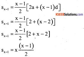 Karnataka State Syllabus Class 10 Maths Chapter 1 Arithmetic Progressions Ex 1.4 8