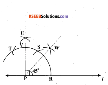 KSEEB Solutions for Class 6 Maths Chapter 14 Practical Geometry Ex 14.6 56