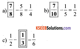 KSEEB Solutions for Class 6 Maths Chapter 7 Fractions Ex 7.6 32