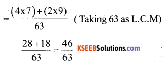 KSEEB Solutions for Class 6 Maths Chapter 7 Fractions Ex 7.6 6