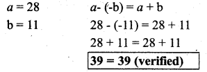 KSEEB Solutions for Class 7 Maths Chapter 1 Integers Ex 1.1 31