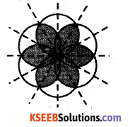 KSEEB Solutions for Class 7 Maths Chapter 14 Symmetry Ex 14.1 161